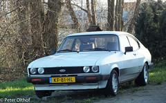 1983 Ford Capri 1.6L (peterolthof) Tags: peterolthof kf81hl ford capri