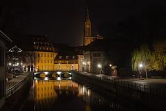 Strasbourg ( jjuke44 ) Tags: strasbourg nuit night clindoeil