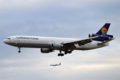 Lufthansa Cargo D-ALCM McDonnell Douglas MD-11F cn/48805-645 @ EDDF / FRA 19-09-2016 (Nabil Molinari Photography) Tags: lufthansa cargo dalcm mcdonnell douglas md11f cn48805645 eddf fra 19092016