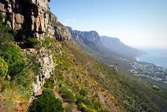 Table Mountain (-Patri-) Tags: cape town ciudad cabo ciudaddelcabo capetown south africa sudafrica table mountain montaa nature naturaleza cielo sky blue azul mar sea