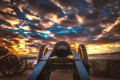 Derry Cannons (lutzheidbrink) Tags: cannon ireland north nikon d5000 travel travelphotography city