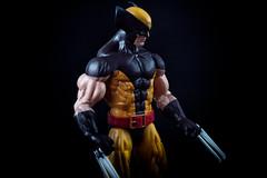 Wolverine (DavidFuentesPhoto) Tags: marvel wolverine lobezno