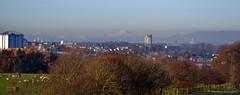 View of Hamilton and Beyond (R_S_2014) Tags: nikond3100 nikon southlanarkshire lanarkshire landscape winter nature