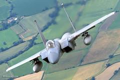 Eagle! (xnir) Tags: ©nirbenyosefxnir eagle f15 f15c mcdonnelldouglas boeing aircraft air2air flight nir nirbenyosef xnir outdoor