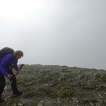 Reunited with hat on Blencathra thumbnail