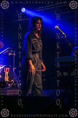 JOAN AS POLICE WOMAN &  B.L. DAVIS @ Magnolia 2016 @ 1DX_8700 (hanktattoo) Tags: joan as police woman bl davis magnolia milano 27th november 2016rock indie storytelling live show concert concerto spettacolo musica