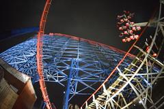 Skyforce, Big One and Big Dipper (CoasterMadMatt) Tags: pleasurebeachblackpool2016 blackpoolpleasurebeach2016 pleasurebeachblackpool blackpoolpleasurebeach pleasurebeach pleasure beach amusementpark themepark englishthemeparks theme amusement park ride rides attractions rollercoaster rollercoasters roller coaster coasters englishrollercoasters pepsimaxbigone thebigone bigone big one bigdipper dipper skyforce illuminations illuminated illumination litup atnight inthedark lights blackpool lancs lancashire northwestengland england britain greatbritain gb unitedkingdom uk october2016 autumn2016 october autumn 2016 coastermadmattphotography coastermadmatt photographs photos nikond3200