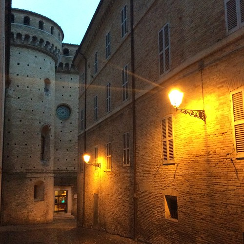 Absidi della Basilica di Loreto (particolare)