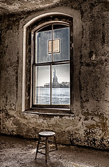 1412-EllisIsland-085 (johnredin) Tags: ellisisland hdr newyork statueofliberty architecture cities doorswindows shadows