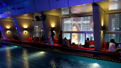 Inside the Sky Bar (oobwoodman) Tags: malaysia malaisie malaysien kualalumpur petronastowers skyscrapers gratteciel wolkenkratzer tradershotel skybar swimmingpool piscine schwimmbad bar
