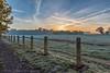 Dunham Massey Nov.2016-9901.jpg (Photosensitive6) Tags: dunham massey sunrise cold misty morning fenceline