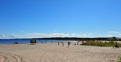 Pite havsbad (GeirB,) Tags: sea beach strand geotagged fun cool sweden sverige gps gp1 pite havsbad bottenviken
