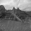 Machu Picchu (Nick Gripton) Tags: travel blackandwhite bw white black film tourism peru latinamerica southamerica machu picchu analog mediumformat blackwhite lomo lomography lubitel analogue machupicchu lubitel166 rollo 166 lubi pelicular