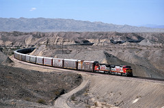 Downhill from Needles. (thrimby2002) Tags: santafe needles warbonnet