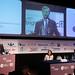Mauricio Macri habló ante el Consejo de la Américas.-