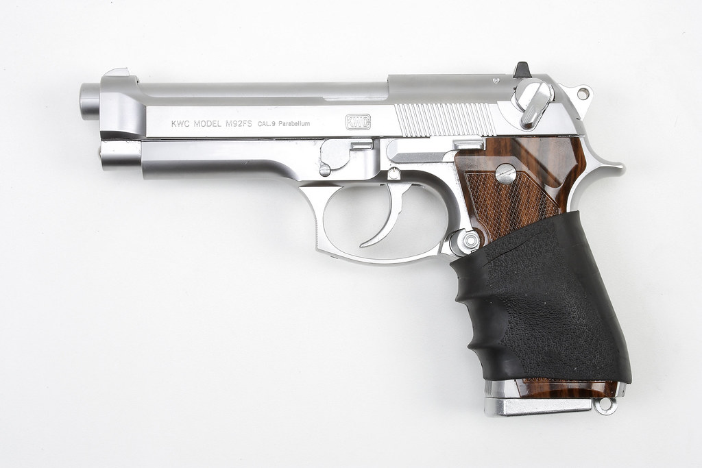The World's most recently posted photos of chrome and firearm