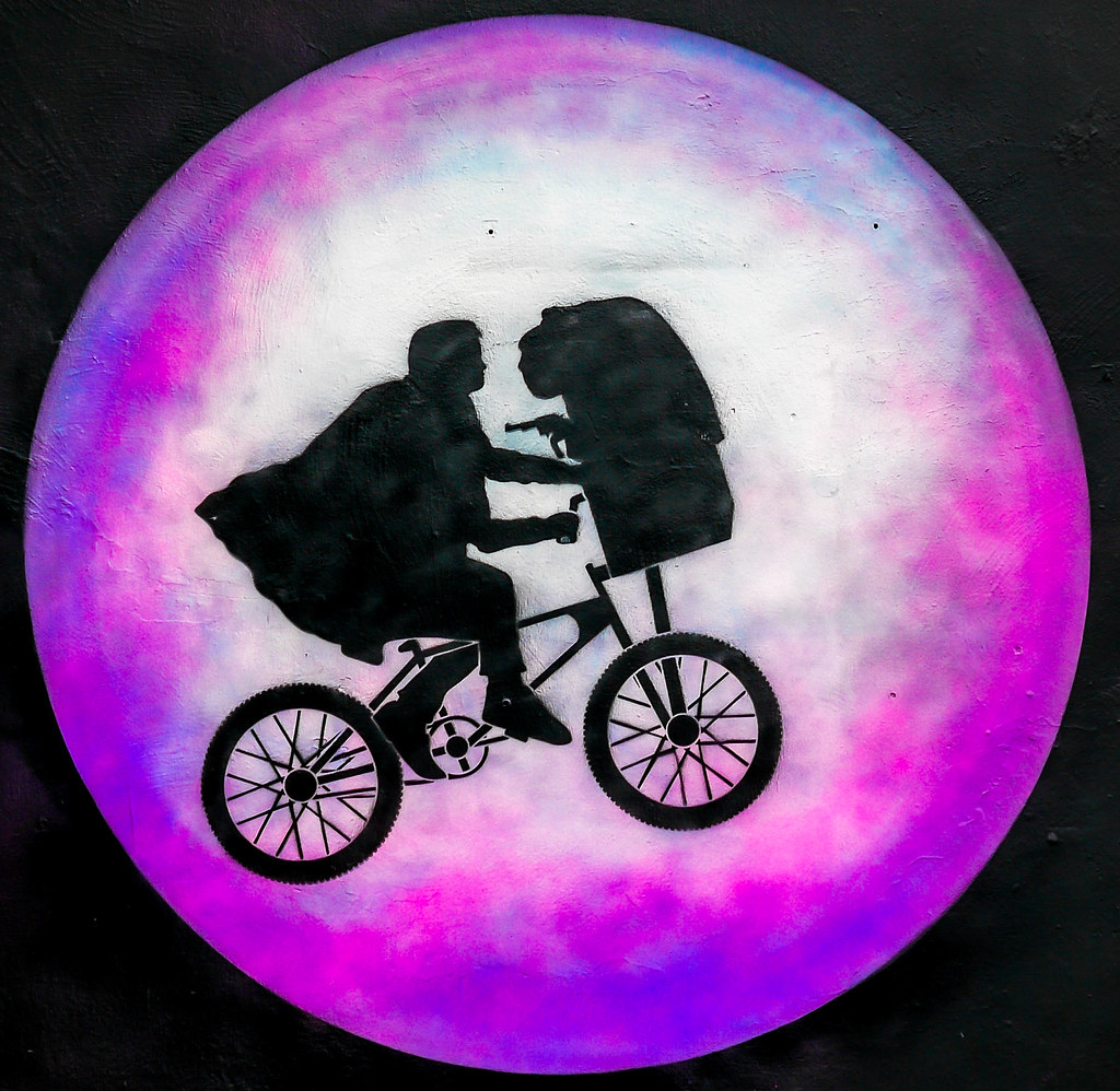 Bike Spray Paint London