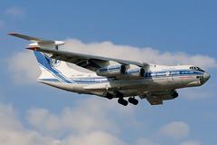 RA-76950 (hartlandmartin) Tags: plane airport nikon aircraft aviation transport flight jet sigma aeroplane airline ema d300 eastmidlandsairport egnx volgadneprairlines ra76950 120400os ilyushin76td