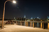 Greenpoint Pier, Brooklyn, NY (emrudaphotography) Tags: nyc longexposure nightphotography brooklyn manhattanskyline empirestate greenpoint lightroom niksoftware bwcpl nikon28300mm hoyand16 nikond610