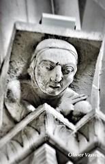 Gargouille (Olivier_Vasseur) Tags: sculpture spain salamanca espagne gargouille détail