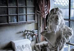 Doors Open Milwaukee (MalaneyStuff) Tags: usa art statue 35mm nikon artist plaster 2015 d5100 doorsopenmilwaukee doorsopenmke2015 orlandinistudios