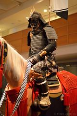 Samurai Armour (Bri_J) Tags: museum nikon yorkshire leeds samurai armour royalarmouries samuraiarmour d3200