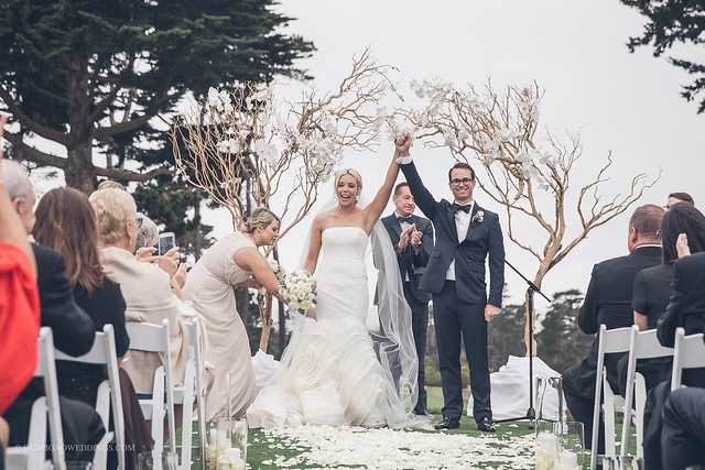 Katrine & Nick  |  Pebble Beach Wedding