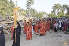 087. Patron Saints Day at the Cathedral of Svyatogorsk / Престольный праздник в соборе Святогорска