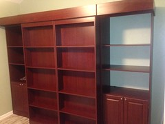 Murphy Bed (murphybeddepot) Tags: murphy murphybed wallbed bed office home decor design tiny tinyhouse library majestic librarybed murphybeddepot bc2