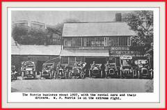 1907 The Morris Cycle Works, Oxford Garage  Morris Garage - Later Morris Motors Company. (carlylehold) Tags: car thames t little garage mg oxford tc series british motor morris cowley abington mgb lbc haefner robertc