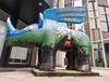Dortmunder Nashorn-Loveparade 2008 (Peter L.98) Tags: canon rhino dortmund s110 wm2006 nashorn loveparade2008