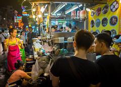 Bangkok Street Chinatown (gary_p_p) Tags: chinatown bangkokstreet