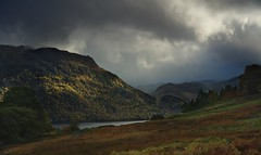 Moody Ullswater (Chris Beesley) Tags:
