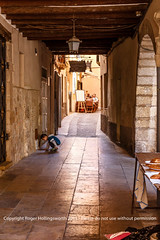 Visit to the medieval town of Montblanc (doublejeopardy) Tags: spain catalunya es montblanc