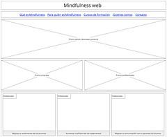 TBE Proyecto Mindfulness Web (torresburriel) Tags: design estudio mindfulness diseño ux proyectos usabilidad torresburriel tbe