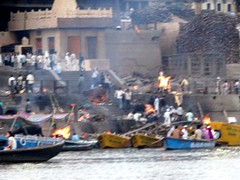 Manikarnika Ghat - Cremations (23) (pensivelaw1) Tags: india varanasi cremations manikarnikaghat