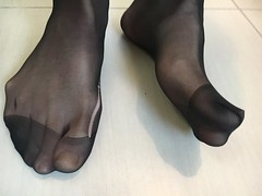Feet in Nylons (jimsuliman) Tags: tickling feet tickle ticklish tootsies foot socks fetish smelly tights nylons stockings stinky itchy coochie