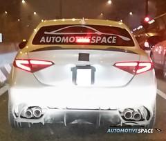 Alfa Romeo Giulia Spy Shots 19 novembre 2015 (Automotive_Space) Tags: shots spyshot spy alfa romeo giulia spyshots carspyshots carspyshot