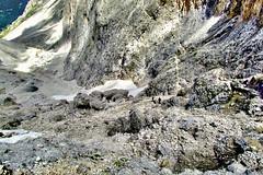 Massimo Martini (Photographer Massimo Martini) Tags: roccia montagna sentieri forcellasassolungo