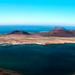 Isla La Graciosa - from Mirador del Rio, Lanzarote