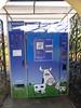Automat z mlekiem (mjaniec) Tags: milk mleko