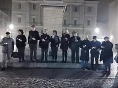 A Casale, in solidarietà con Parigi e le sue vittime