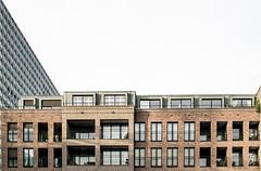 Vredenburg Utrecht (leonvanlaarhoven1987) Tags: houses windows holland building netherlands architecture 35mm photography tivoli photo nikon utrecht apartments image balcony vredenburg nikor d3300