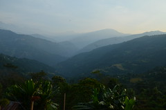 View from Tadong home stay (Sovon Laskar) Tags: kolkata sikkim biketour bikerider tadong westsikkim kaluk sodepur