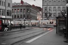 (Giramund) Tags: red sweden gothenburg tram