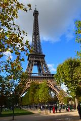 Eiffel Tower (DSLEWIS) Tags: paris france tower tour eiffeltower observatory toureiffel
