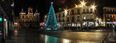 Astorga_PlazaMayorNavidad (FjGago) Tags: plaza square bell main via campana plata augusta len ayuntamiento astorga maragatos asturica