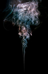 The ascension (SY.Jeong) Tags: d300 smoke strobe 1870