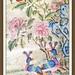 Couple de paons (exposition Tigres de papier, musée Guimet)