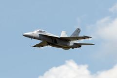 Rhino Demo High Speed Pass (thetford569) Tags: 6kuss 168928 aircraftmilitary airshow code fa18hornet fa18fsuperhornet fighter kcnw locations nj nj156 navy operator specialpaint squadronunitbase type unitedstatesofamerica vfa122